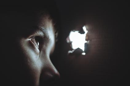 Slip angsten og find livsglæden som sensitiv. Når angsten rammer.