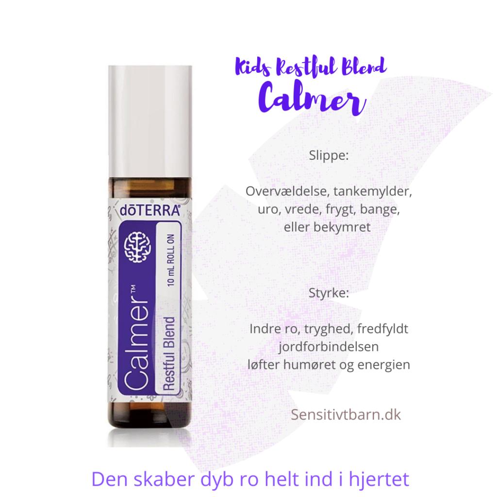 Calmer Touch doTERRA Heidie Kosiar